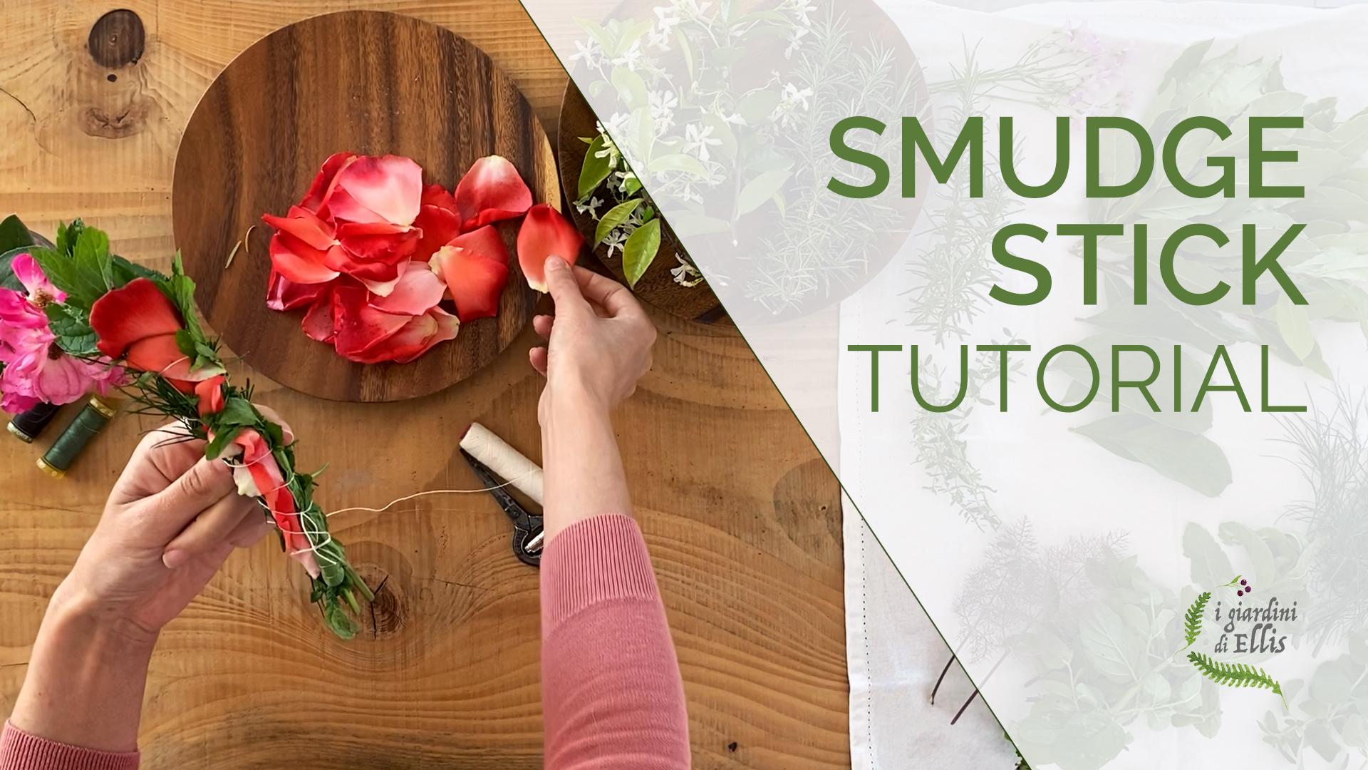 Come creare gli Smudge Stick