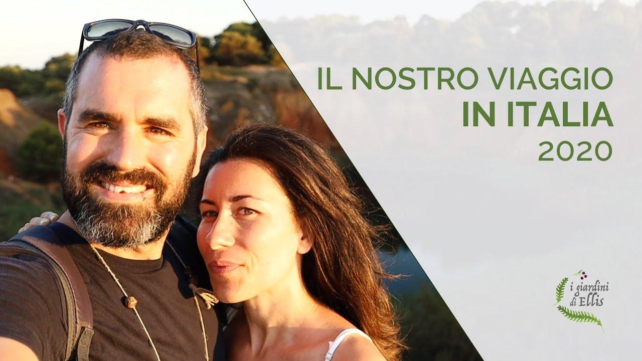 viaggio in Italia 2020