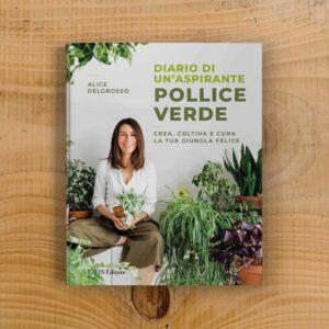 Libro_Diario di un'aspirante pollice verde