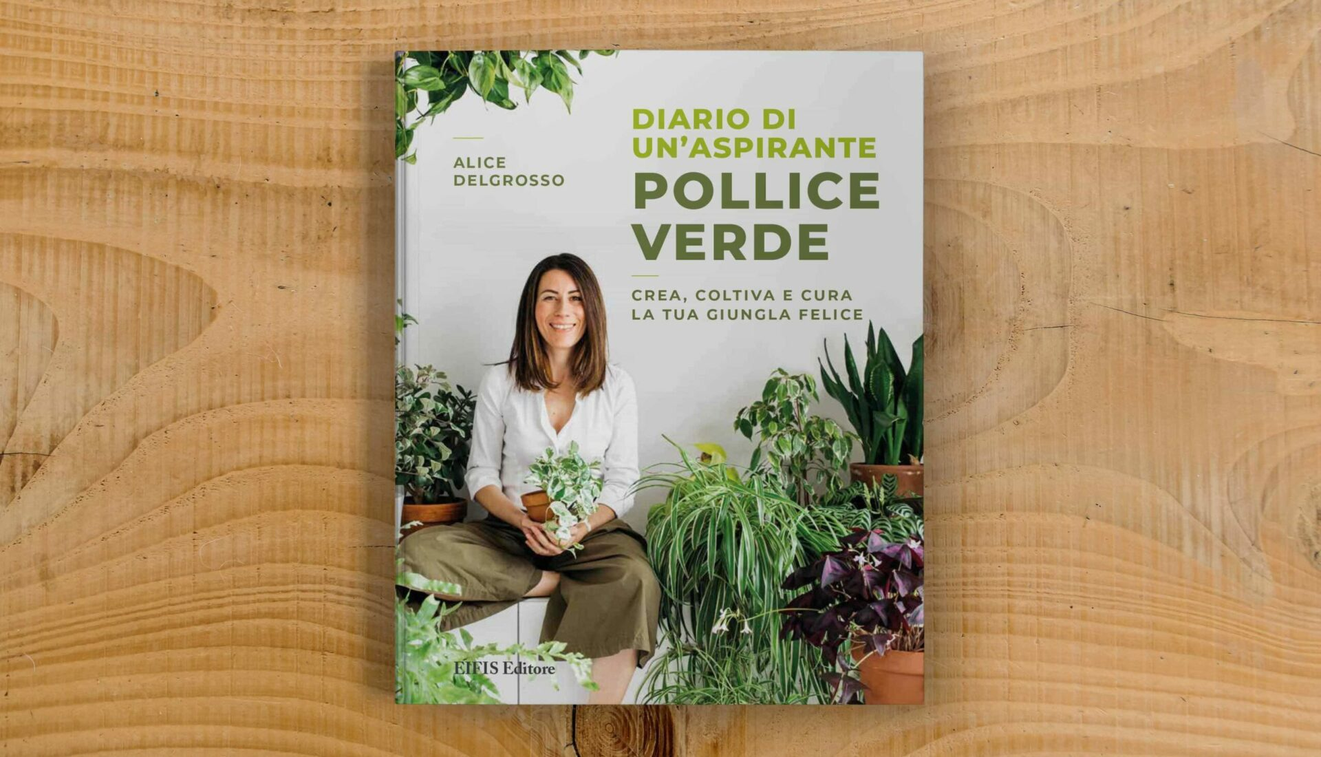 Libro Diario di un'aspirante pollice verde