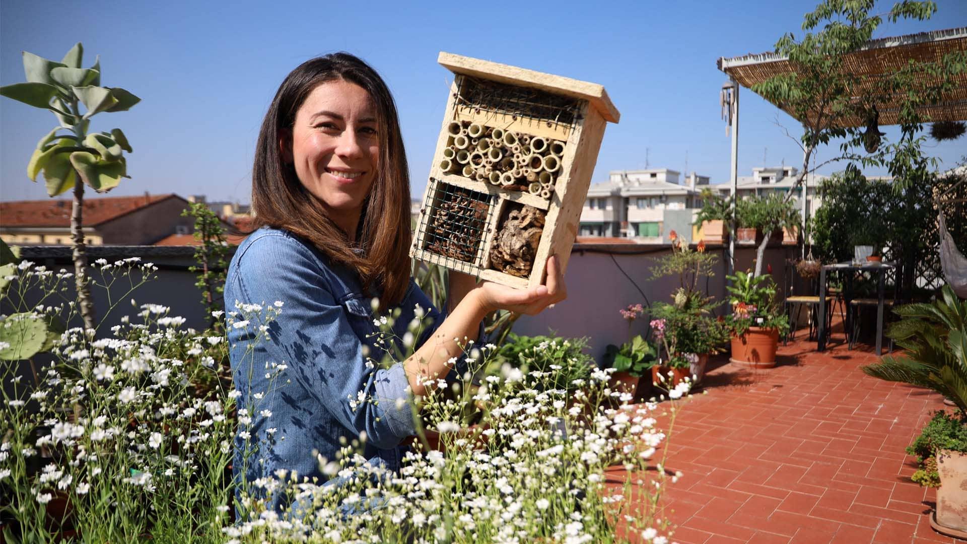 Come costruire una casetta per le api_I Giardini di Ellis4