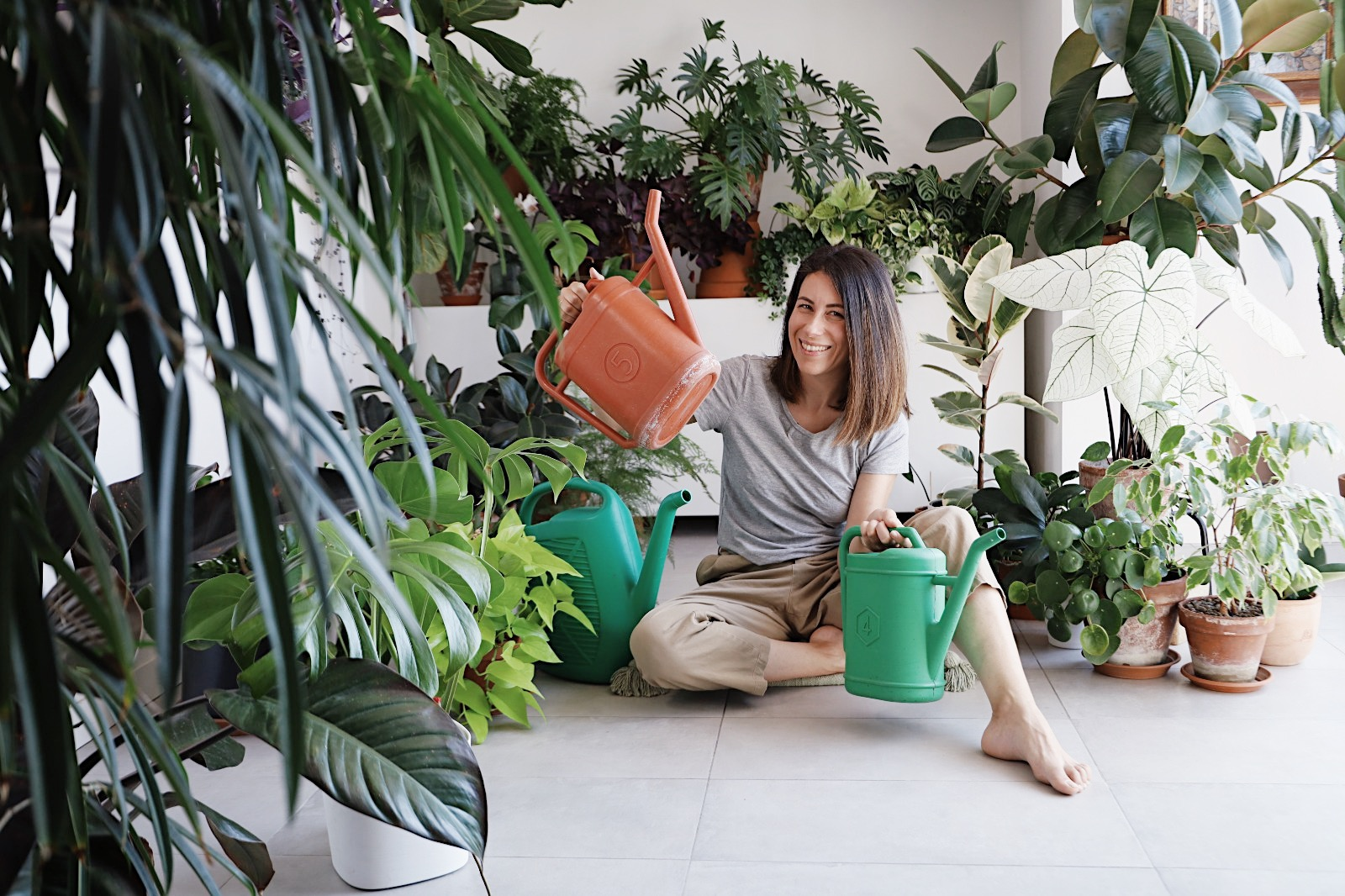come innaffiare le piante in vacanza_I Giardini di Ellis